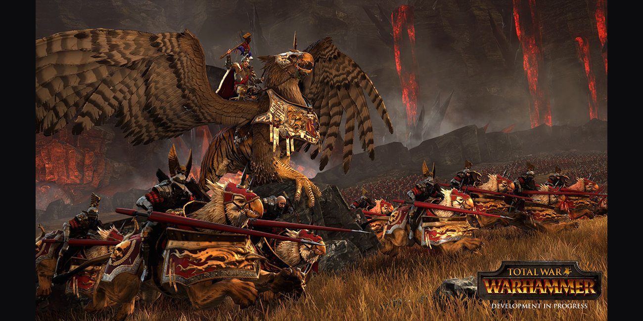 Καθυστέρηση στην κυκλοφορία του Total War: Warhammer