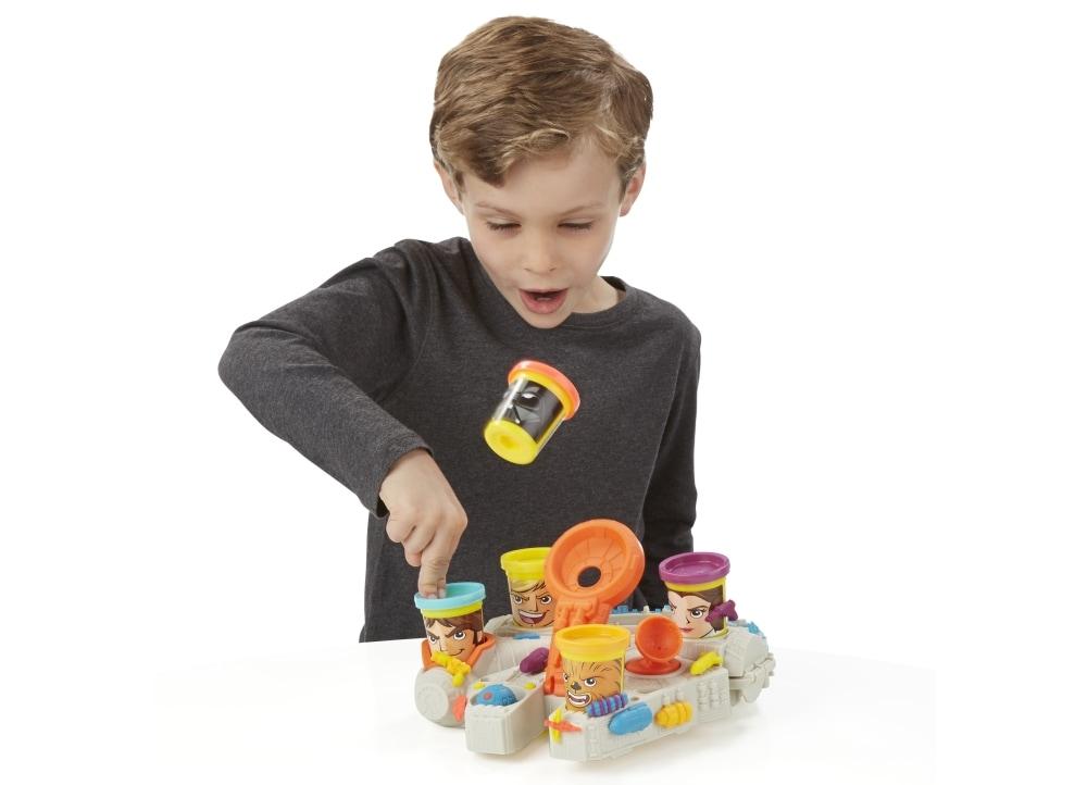 Δημιούργησε με τα νέα σετ δημιουργικότητας Star Wars Play-Doh!