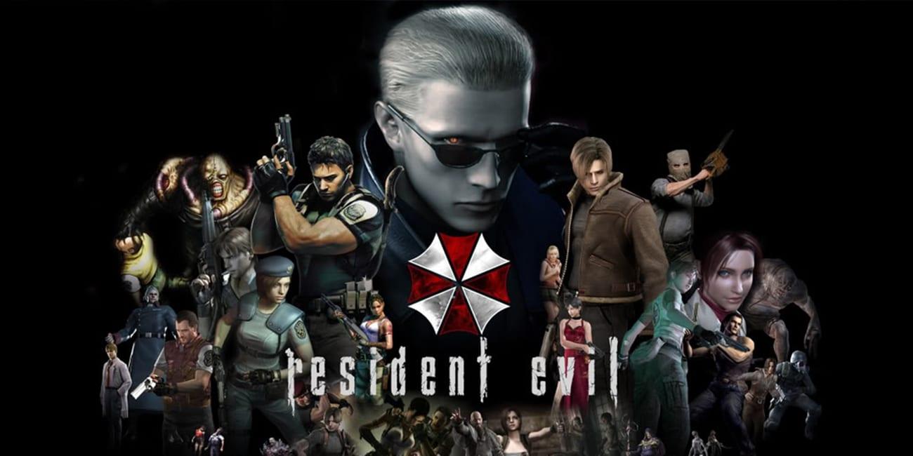 20 χρόνια Resident Evil