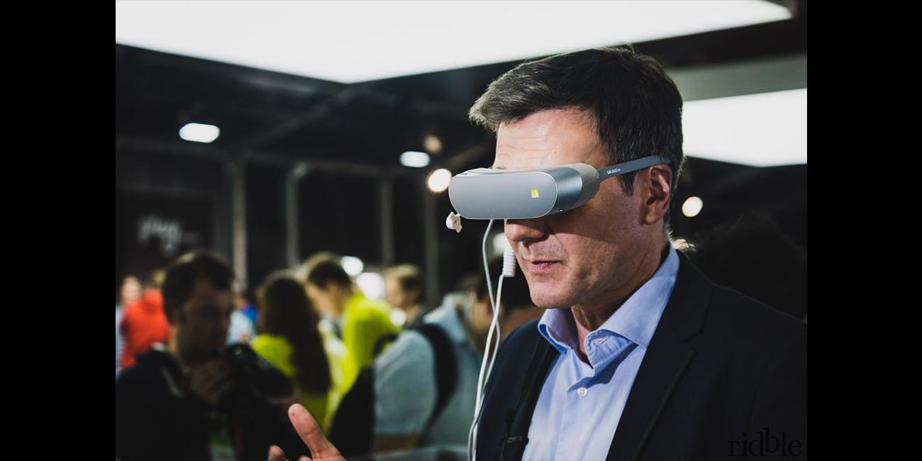 Διασκέδαση, ιατρική, ασφάλεια και πολλές άλλες δυνατότητες με VR