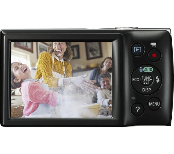 Canon Ixus 160 με δώρο μνήμη 16GB & θήκη
