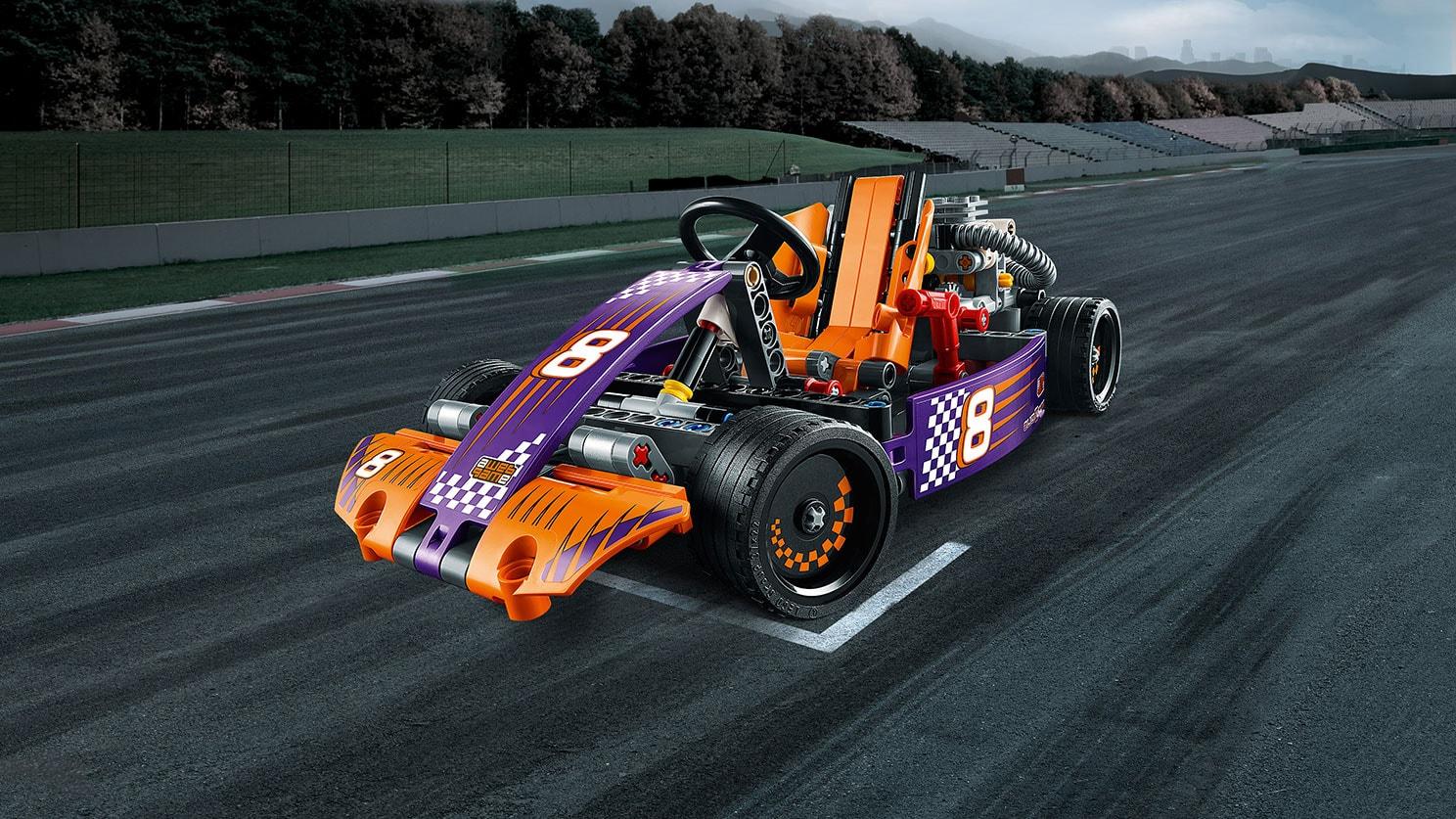 Ανακατασκεύασέ το για να δημιουργήσεις ένα πανίσχυρο Αυτοκίνητο Αγώνων.