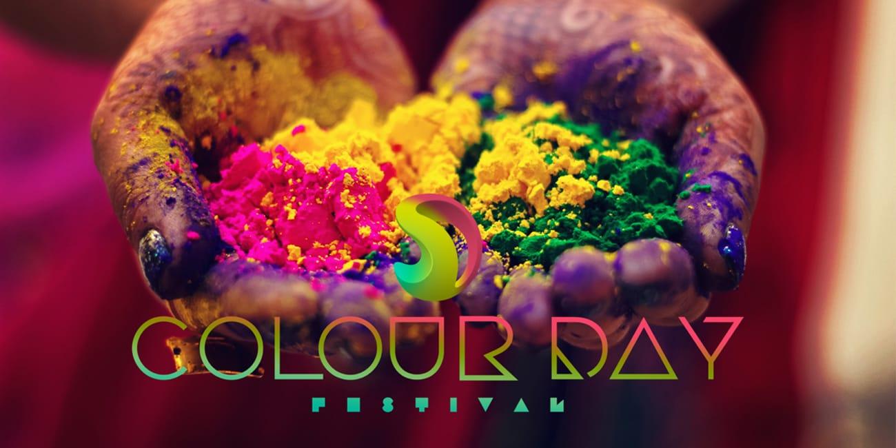 Colour Day Festival 2016: Κλείστε εισιτήρια τώρα!