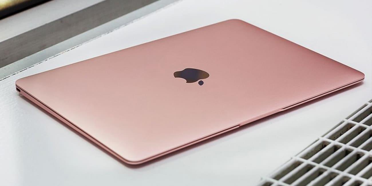 Η Apple παρουσίασε το νέο MacBook και σε Rose Gold