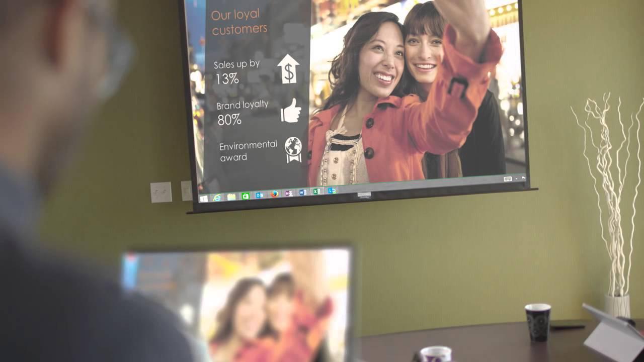 Το Microsoft Wireless Display Adapter  θα μετατρέψει την τηλεόρασή σου στο επίκεντρο της ψυχαγωγίας!