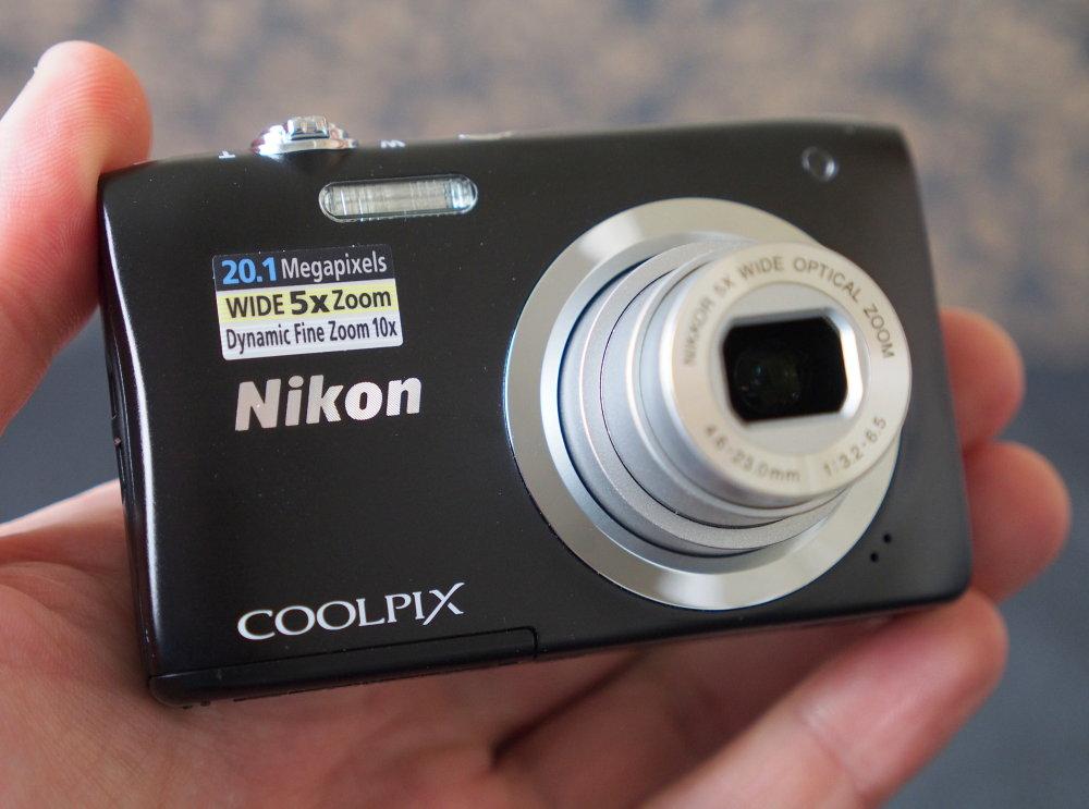 Nikon Coolpix A100: Θα χωρέσει σε κάθε τσέπη και τσάντα!