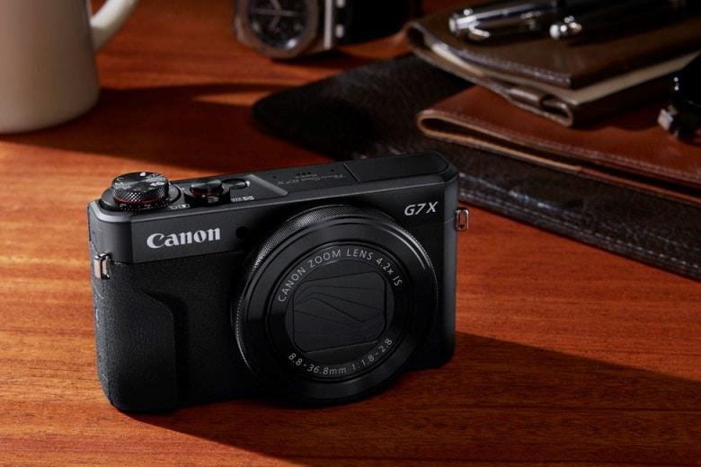 Canon Powershot G7X II:  Ταχύτητα και ποιότητα που χρειάζεσαι.