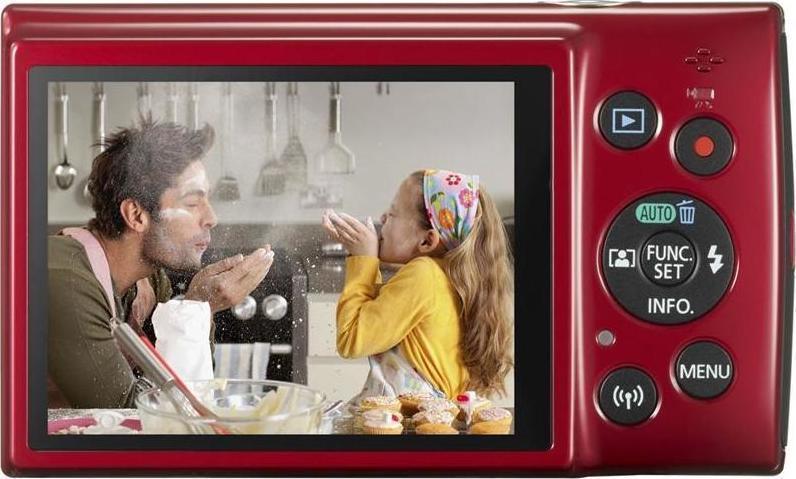 Canon IXUS 180: Μικρή και στυλάτη σίγουρα θα την έχεις πάντα μαζί σου.