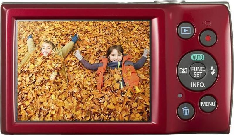 Canon IXUS 175: Τράβηξε εκπληκτικά βίντεο HD 720p στα 25 fps, με στερεοφωνικό ήχο!