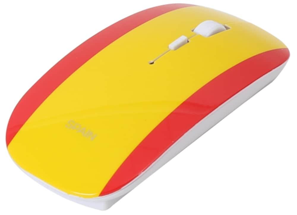 Ασύρματο ποντίκι Omega Optical Wireless με μοντέρνο σχεδιαμό και ανάλυση 1600dpi.