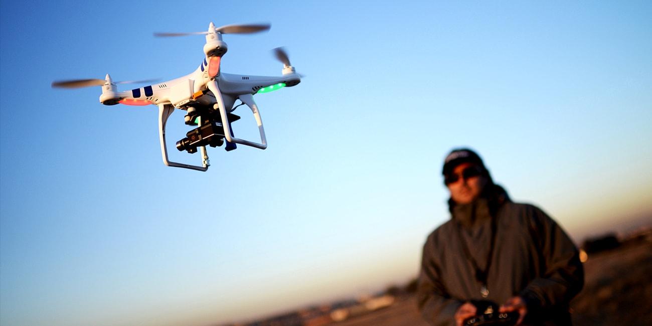 Τι πρέπει να ξέρετε πριν πετάξετε το δικό σας drone