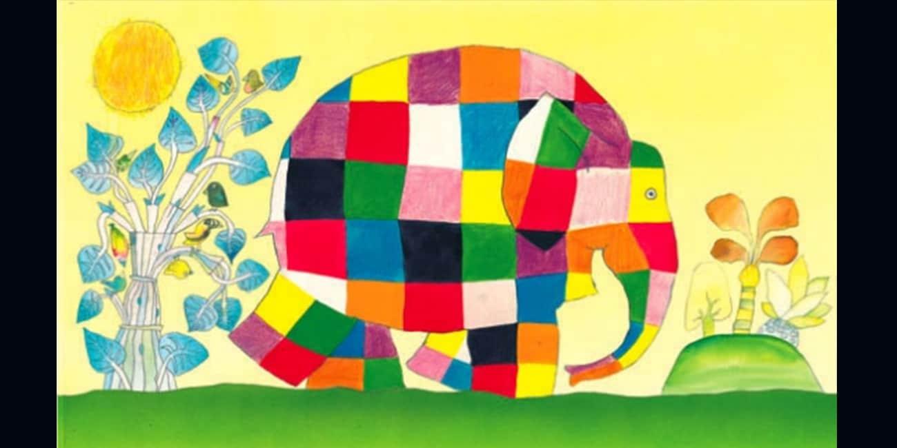 Ο Έλμερ ο παρδαλός ελέφαντας γιορτάζει 27 χρόνια!