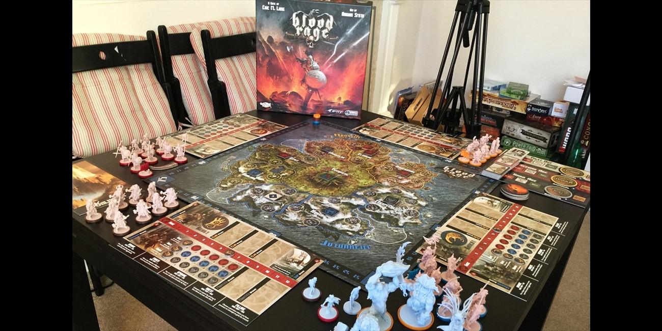 Blood Rage: Αυτό είναι το επιτραπέζιο παιχνίδι της χρονιάς!