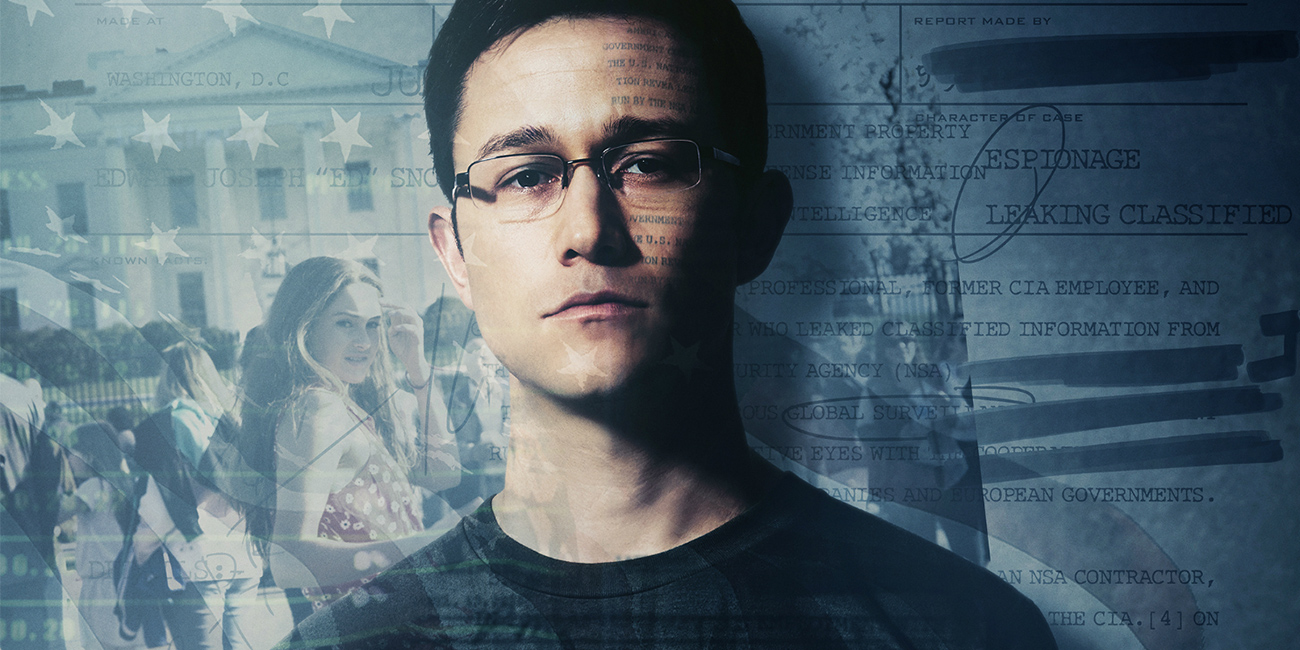 «Snowden» η ταινία του Νο 1 καταζητούμενου στον κόσμο