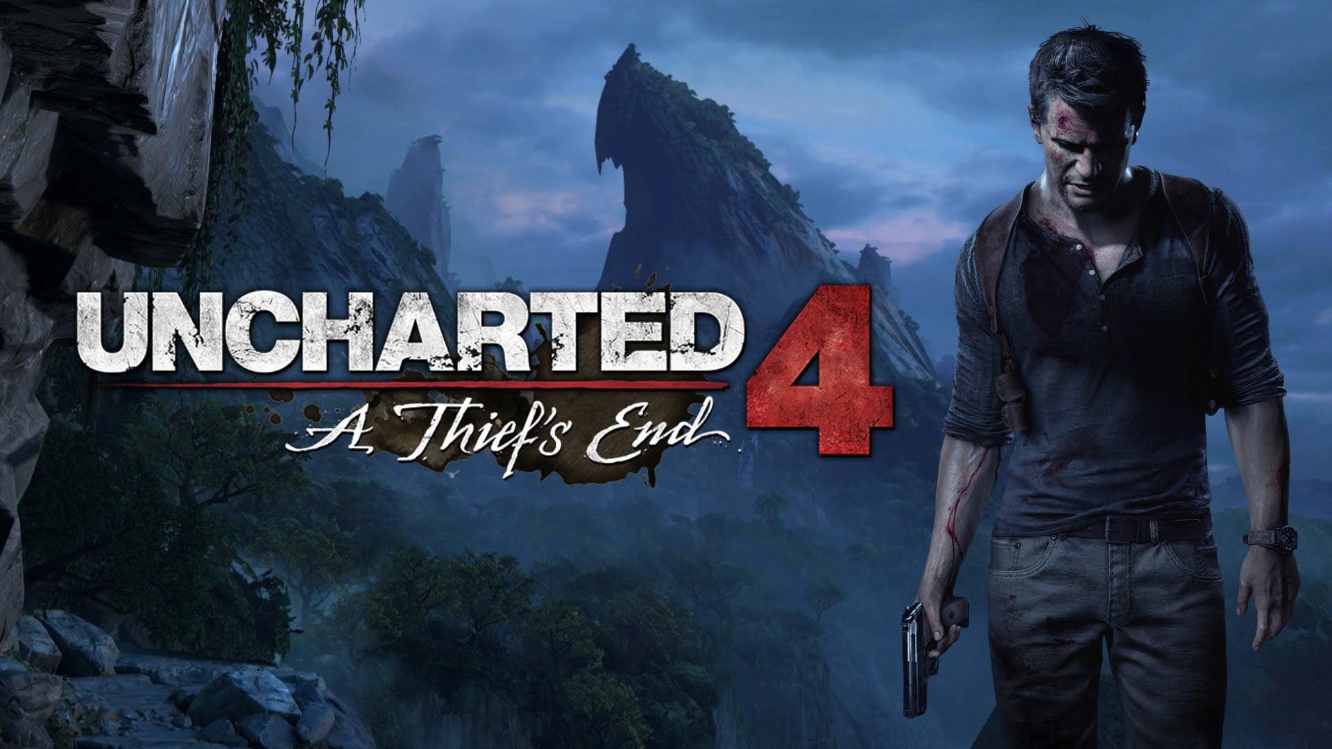 Uncharted 4 Το τέλος ενός κλέφτη: Videogame υπερ-παραγωγή