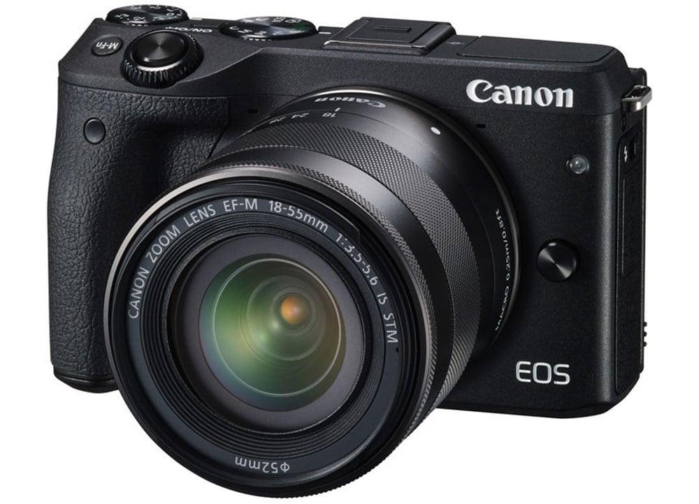 Canon EOS M3: 24 megapixel και video με Full HD