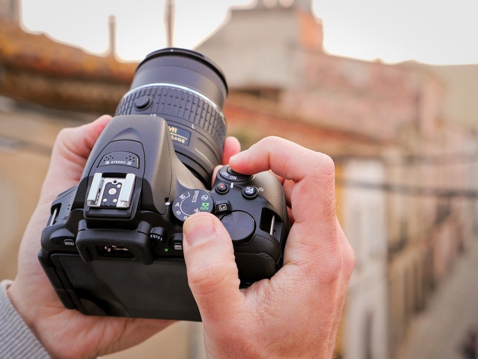 Nikon D5500: Με λειτουργία απόσβεσης κραδασμών για καλύτερες φωτογραφίες