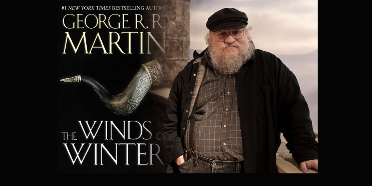 Ο George R.R. Martin – πιο κοντά στο The Winds of Winter!