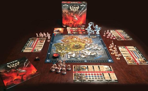 Επιτραπέζιο παιχνίδι στρατηγικής με καταπληκτικές μινιατούρες και μάχες για τη δόξα στο τέλος του κόσμου!