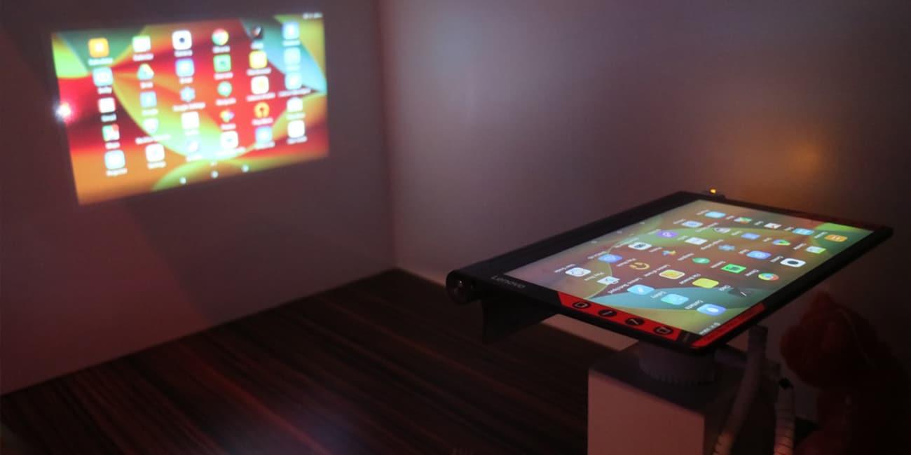 Lenovo Yoga Tab 3 Pro 10: Το tablet που κάνει (κυριολεκτικά) τα πάντα!
