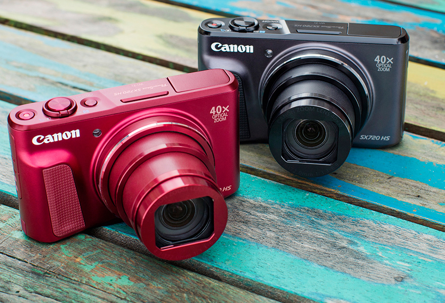Canon Powershot SX720 HS: Απαθανατίζει τις αγαπημένες σου στιγμές με κάθε λεπτομέρεια