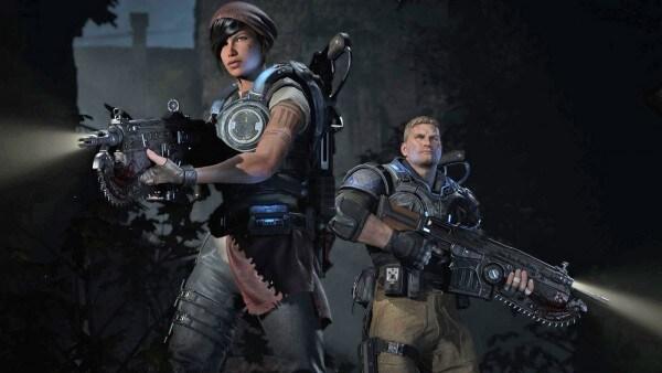 Στις 11 Οκτωβρίου του Gears of War 4