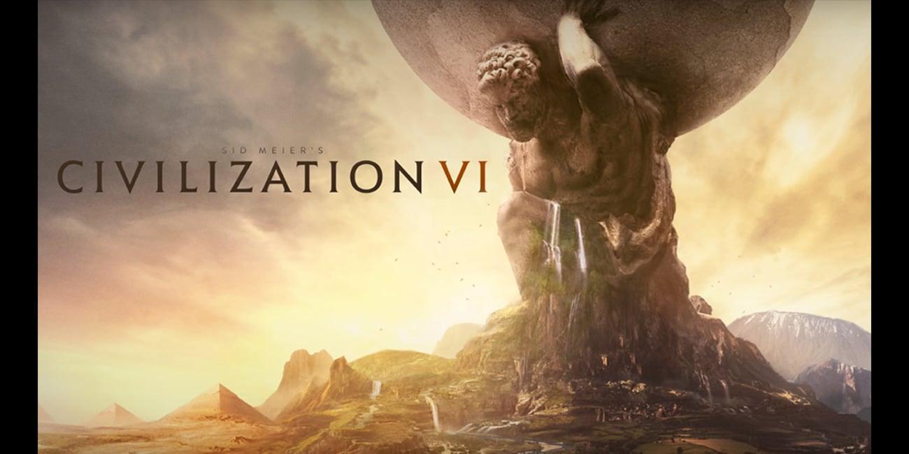 «Φρέσκο» υλικό από το Civilization VI