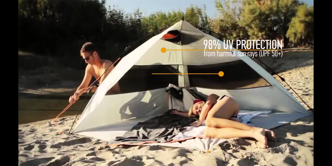 Ώρα για μπάνιο; Ο εξοπλισμός που χρειάζεσαι για άνεση στην παραλία!