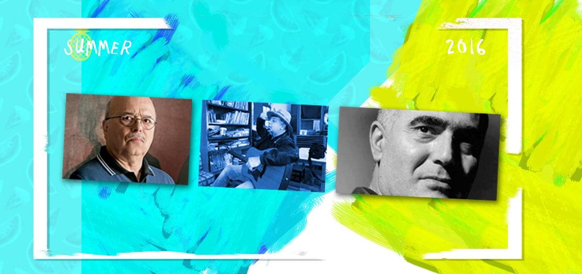 Summer Stories με τους Λ.Μπακλέση, Τ.Λιώση, Ο.Παπασπηλιόπουλο!