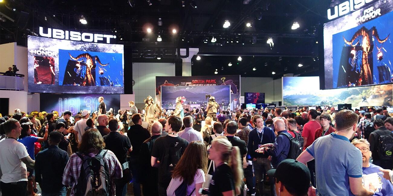 Φωτογραφίες από την E3 2016 μέρος Β