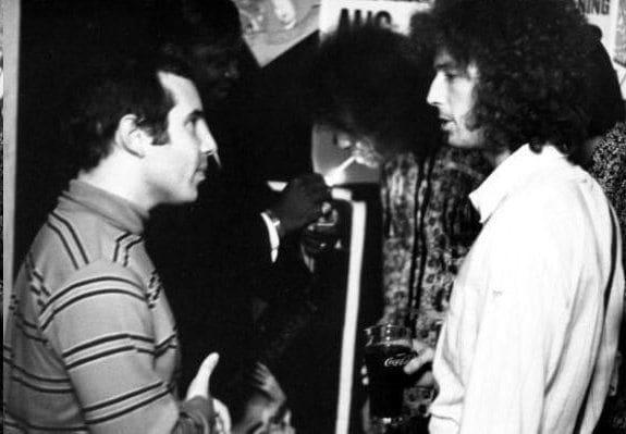 Paul Simon και Eric Clapton