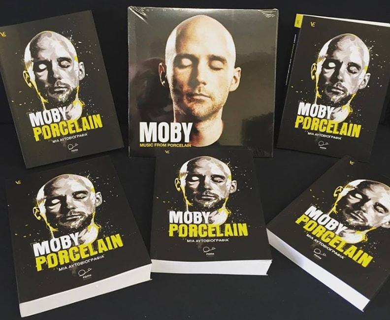 Moby : Ένας απο τους πιο σημαντικούς μουσικούς της εποχής μας !