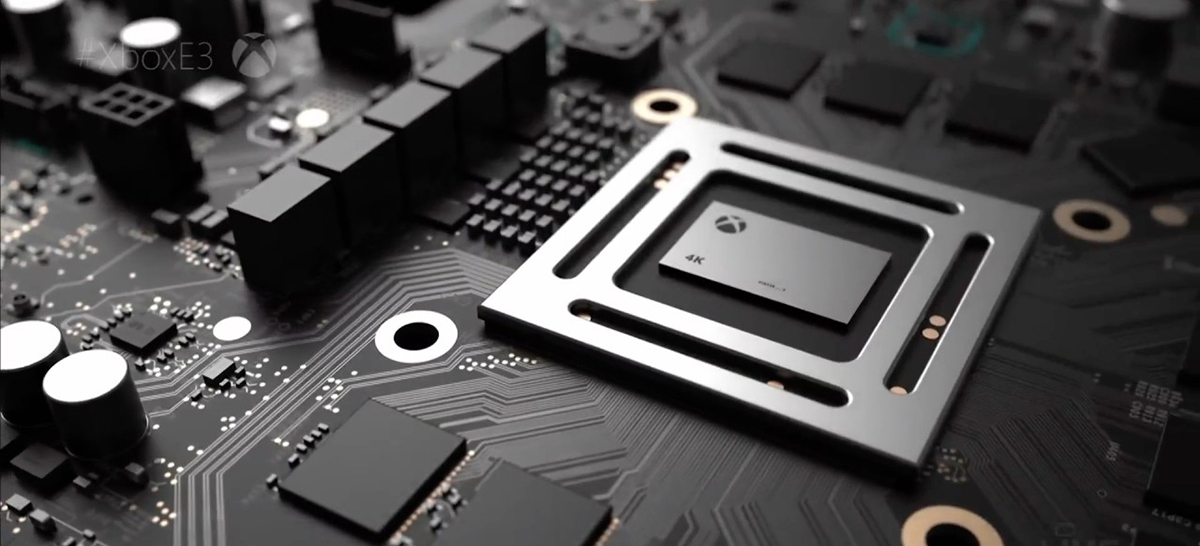 Η Microsoft επιβεβαίωσε το επόμενο Xbox, το Project Scorpio