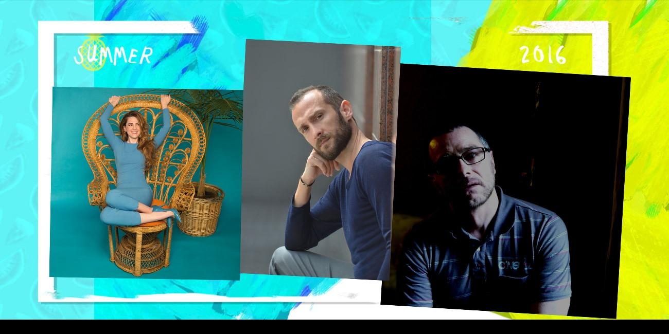 Summer Stories με τους Γ. Καραδήμο, Κωνσταντίνο Β. και Ρένα Μόρφη!