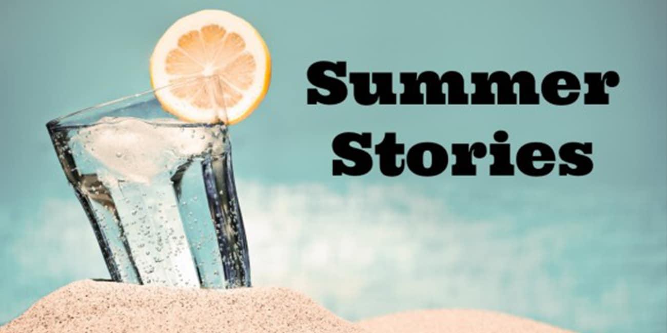Summer stories με τους Λ. Μαντά & Κ. Κρομμύδα
