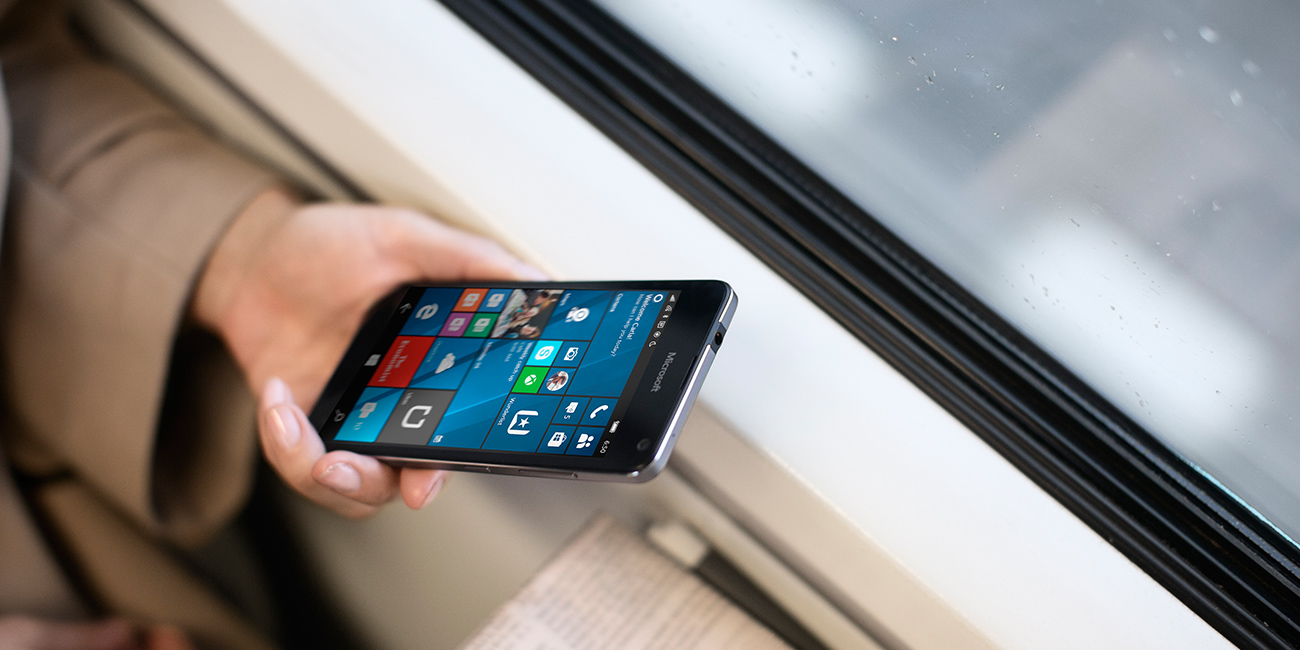 Υψηλή ευκρίνεια κάτω από τον ήλιο με τα Lumia 650 και Lumia 550