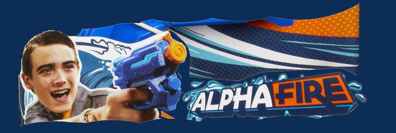 Ατελείωτο παιχνίδι με το Super Soaker Alpha Fire!
