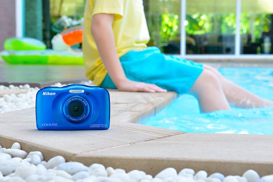 Αδιάβροχες φωτογραφικές μηχανές και καλοκαιρινά photo tips