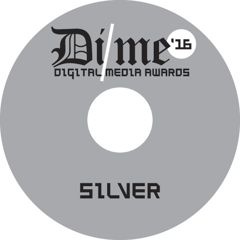 public - silver award digital media award
