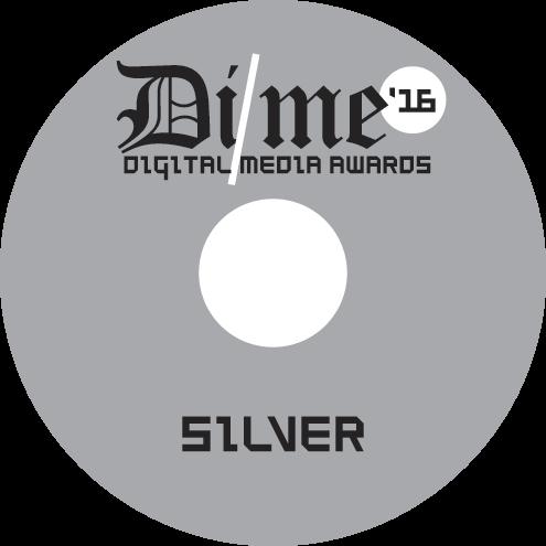 public - silver award digital media award
