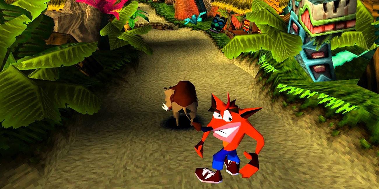 O Crash Bandicoot επιστρέφει στο PS4