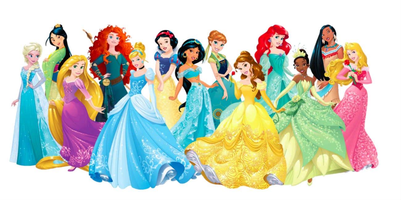 Disney Princess: Οι γνωστές πριγκίπισσες σε επαγγελματική φωτογράφιση!