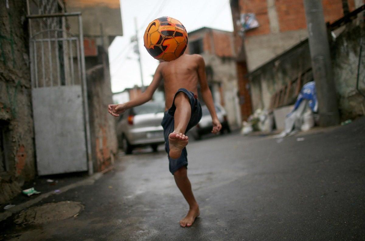 public - football