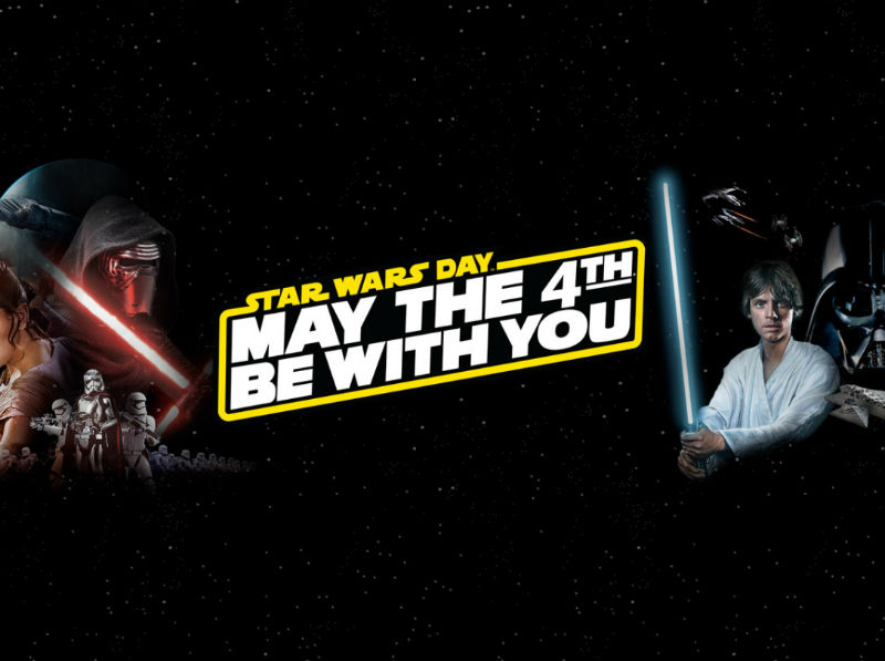 public - star wars may the force be with you