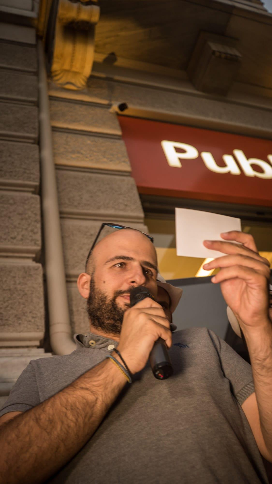 public blog