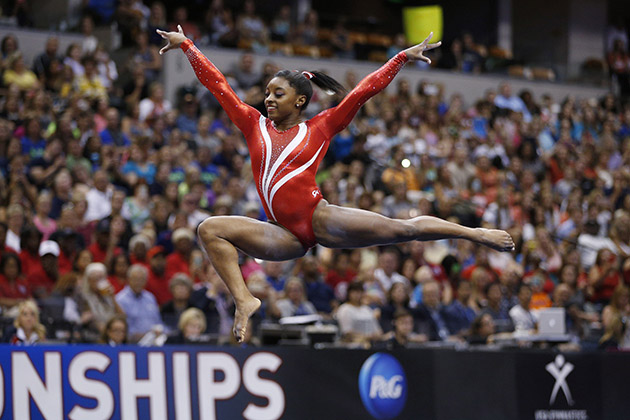 2015 P&G Gymnastics Championships - Women's Final