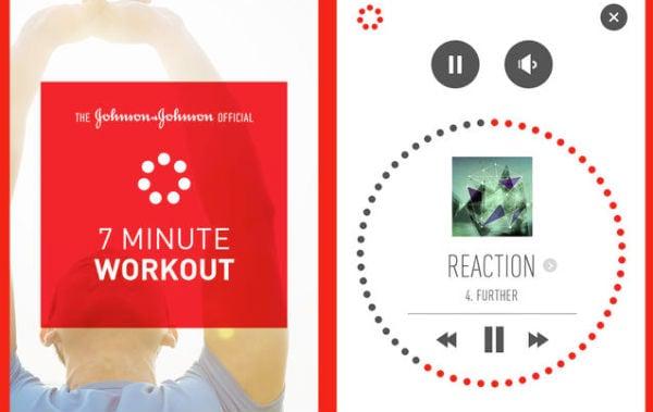 public - 7 minutes workout