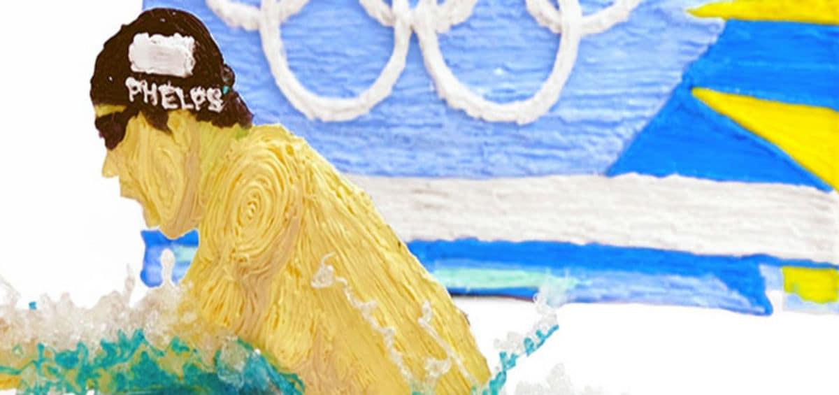 5 ιστορικές στιγμές των Ολυμπιακών Αγώνων από το 3Doodler!