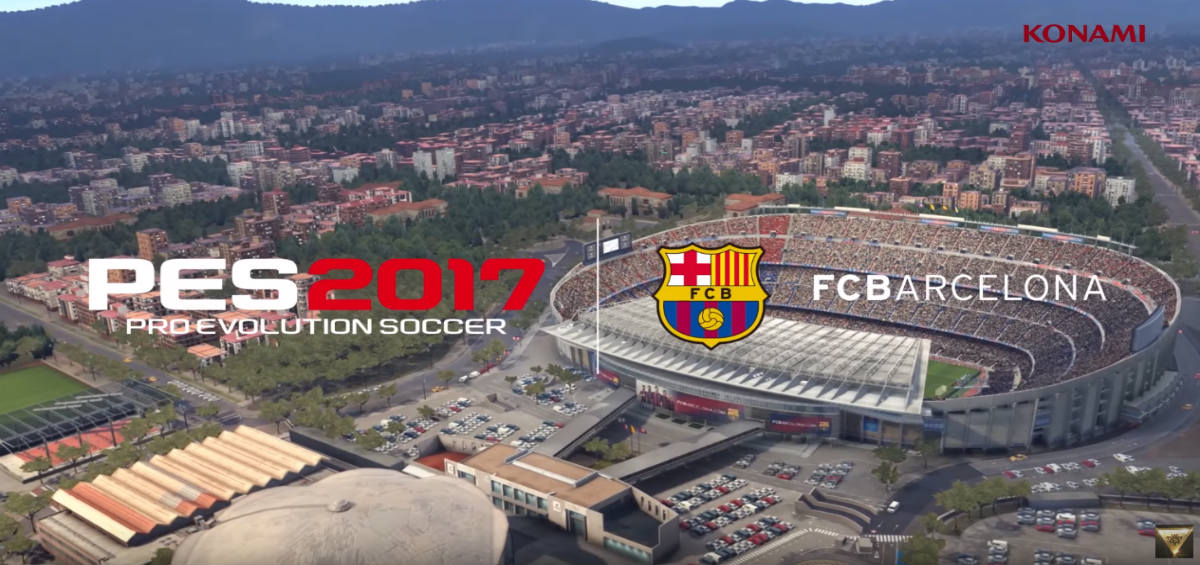 Barcelona και Konami προχωρούν σε επίσημη συνεργασία!