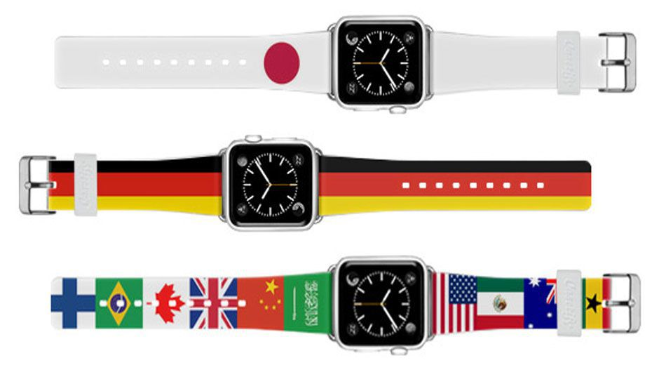 public - apple watch bands